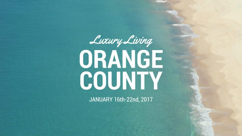 Luxury Living Orange County