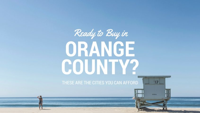 Ready to Buy in Orange County?