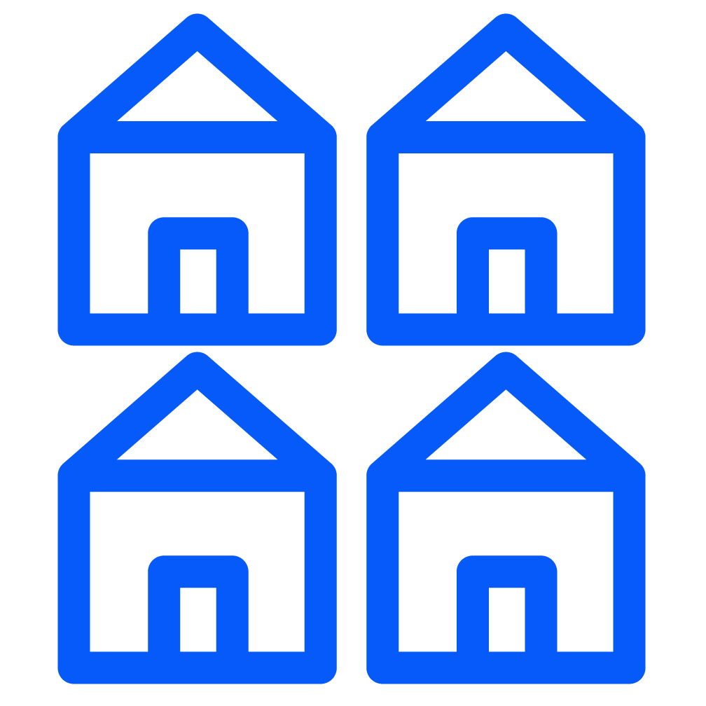Multi-Family Icon
