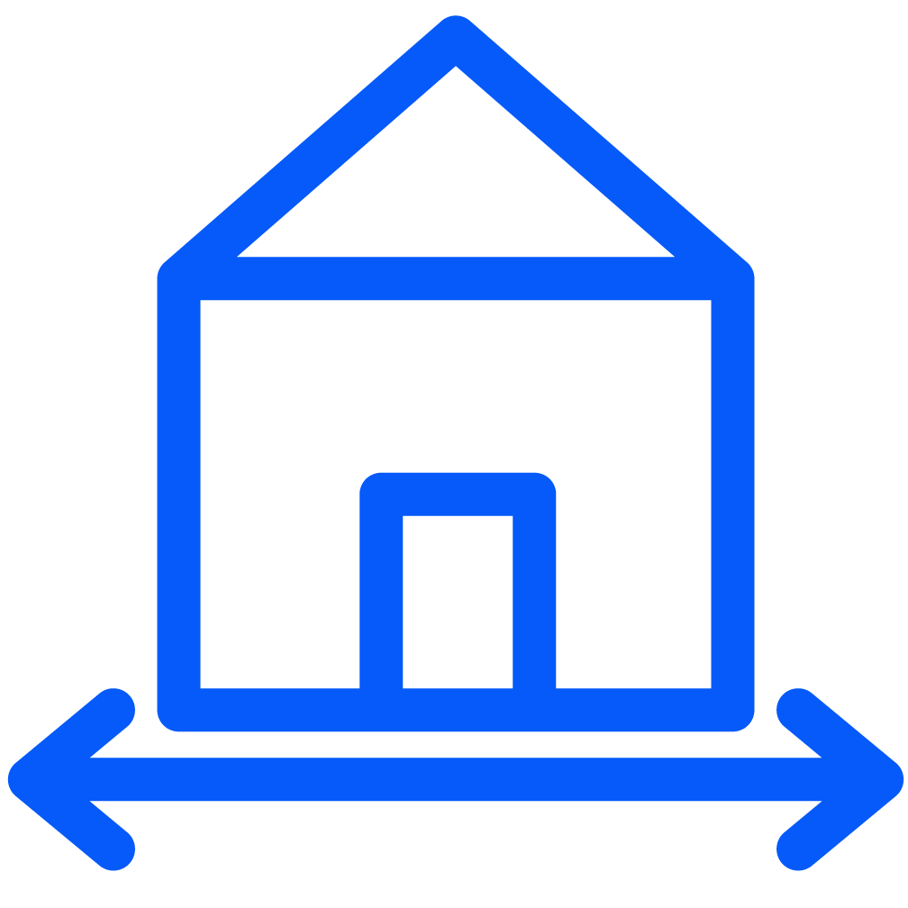 SF Measurement Icon
